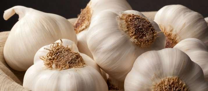 garlic imported from India- India TV Paisa