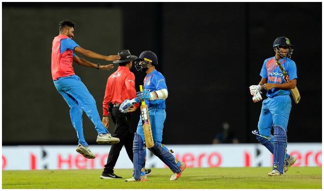भारत को जीत दिलाने के...- Khabar IndiaTV