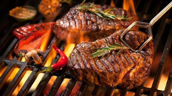 Grilled meat- India TV
