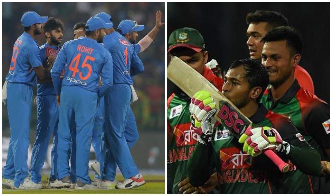 भारत और बांग्लादेश की...- Khabar IndiaTV