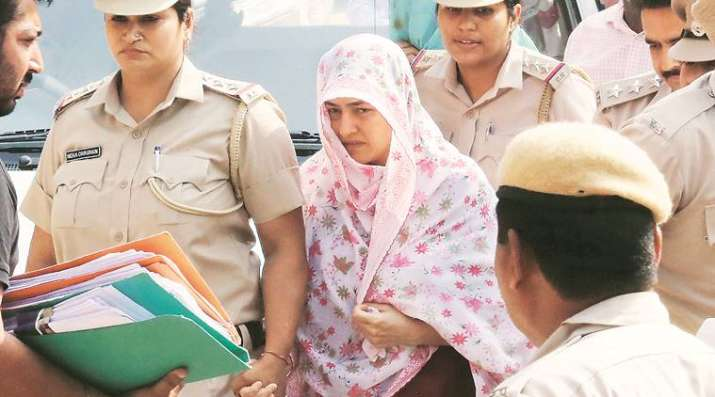 Honeypreet-21-others-charged-with-sedition- India TV
