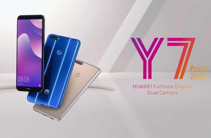 Huawei Y7 Prime 2018- India TV Paisa