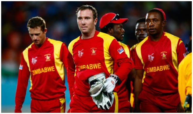 जिम्बाब्वे टीम- India TV