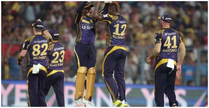 कोलकाता नाइट राइडर्स...- India TV