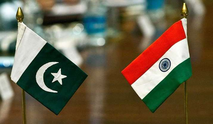 India-Pakistan- India TV