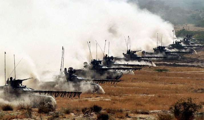 68-per-cent-of-Indian-army-s-equipment-is-in-vintage-category- Khabar IndiaTV