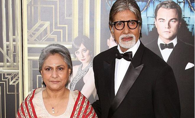 अमिताभ बच्चन- जया बच्चन- Khabar IndiaTV