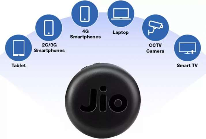 Reliance Jio New JioFi Device- India TV Paisa