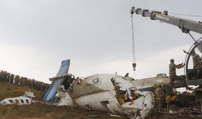 Kathmandu plane crash toll climbs to 51, probe panel formed | PTI- Khabar IndiaTV