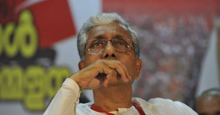 Out-of-sarkar-Manik-and-wife-live-in-CPM-office- Khabar IndiaTV