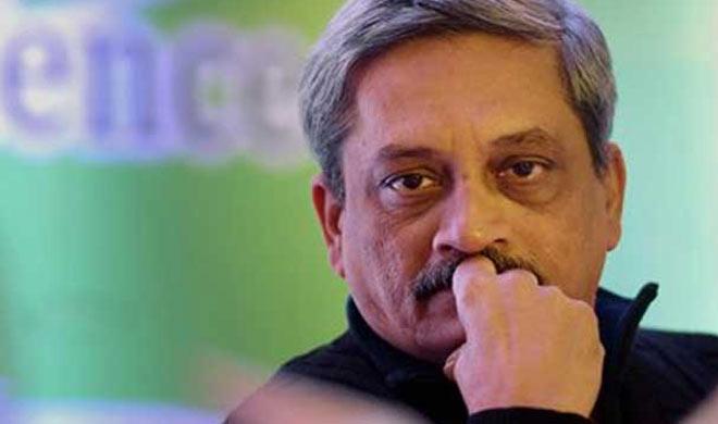 manohar parrikar- India TV