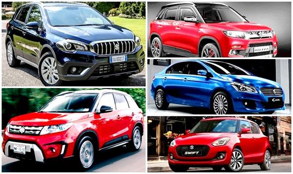 Maruti Cars- IndiaTV Paisa