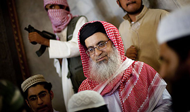 Maulana Abdul Aziz | AP Photo- Khabar IndiaTV