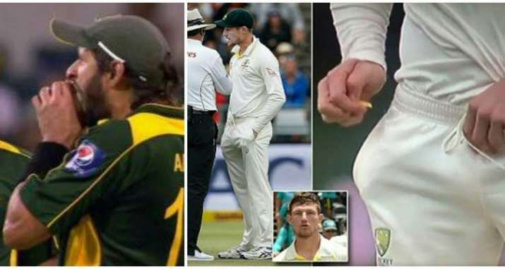 Ball Tampering - India TV