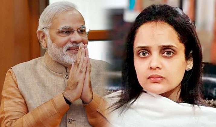 PM-Modi-s-huge-fan-Jammu-woman-donates-Rs-45-lakh-alimony-to-Swachh-Bharat-Mission- India TV