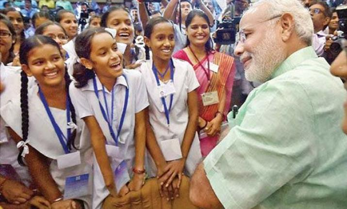 PM-Modi-to-launch-Beti-Bachao-Beti-Padhao-scheme-in-over-400-districts- India TV