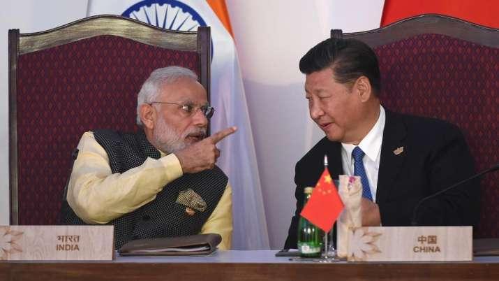 Modi Jinping- IndiaTV Paisa