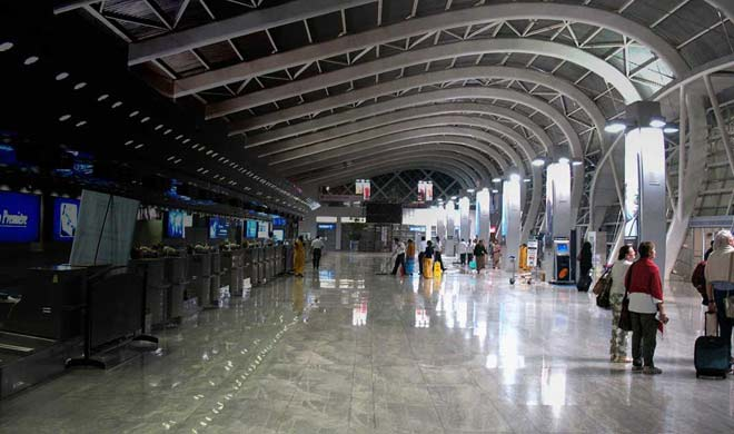 Mumbai airport- India TV
