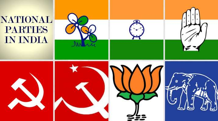 Political Parties in India- India TV Paisa