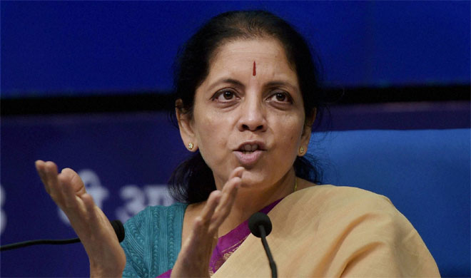 Defence Minister Nirmala Sitharaman says govt ready to deal with any situation in Doklam | PTI- India TV