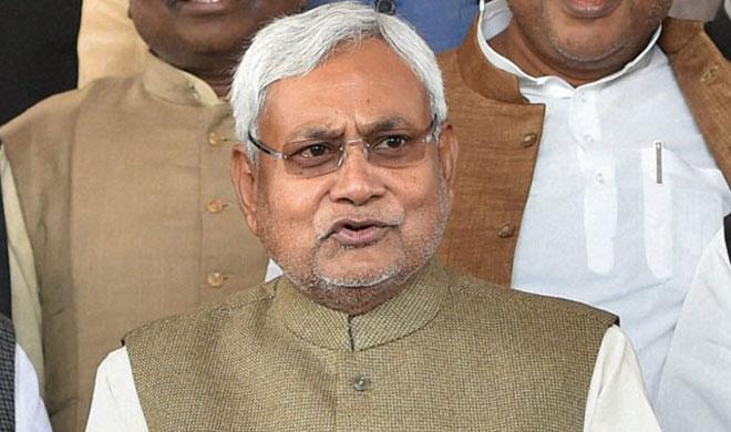 Nitish Kumar | PTI Photo- India TV