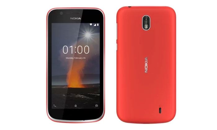 Nokia 1 with Android Go Edition launched in India, price and specs- India TV