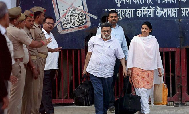 nupur and rajesh talwar- India TV