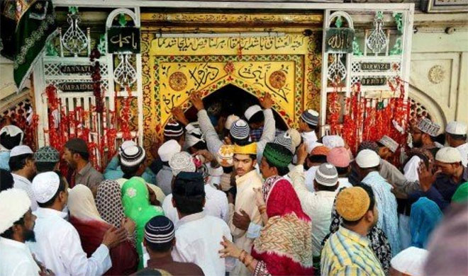 Pakistan disappointed at India for not issuing visas to pilgrims visiting Ajmer shrine | PTI Photo- Khabar IndiaTV