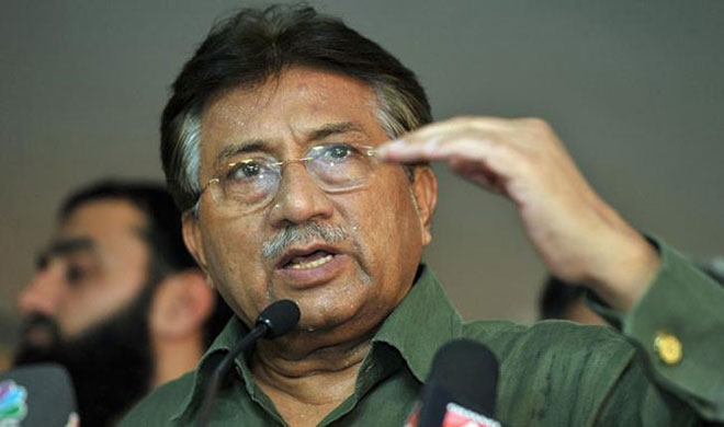 Pakistan court orders suspension of passport of Pervez Musharraf | AP Photo- India TV