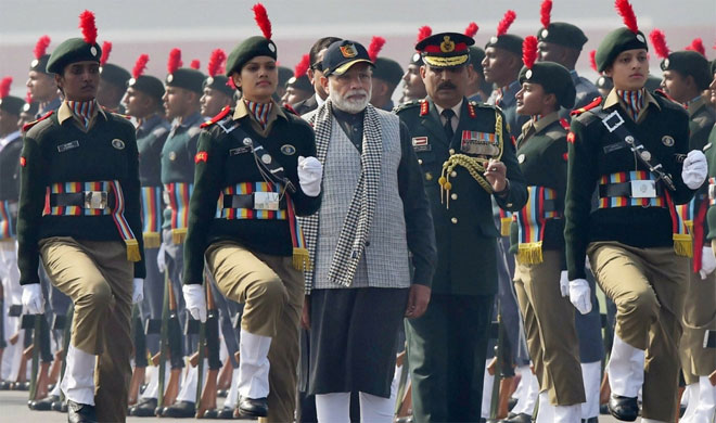For chat with PM Narendra Modi, NCC collects mobile number and email IDs of 13 lakh cadets | PTI- India TV