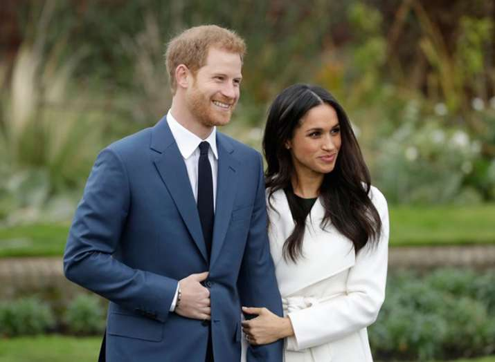 prince herry and meghan markle- India TV