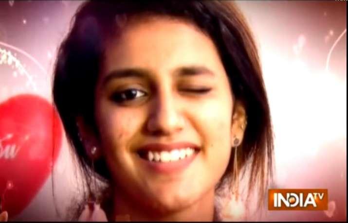 Priya Prakash- India TV Paisa
