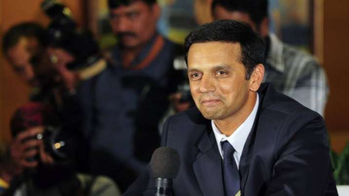 Rahul Dravid - India TV Paisa