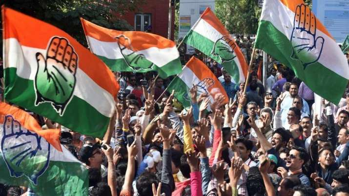 Congress-Sweeps-Local-Body-By-Polls-in-Rajasthan- India TV
