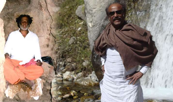 Rajinikanth-leaves-for-Himalayas-on-annual-spiritual-pilgrimage- Khabar IndiaTV