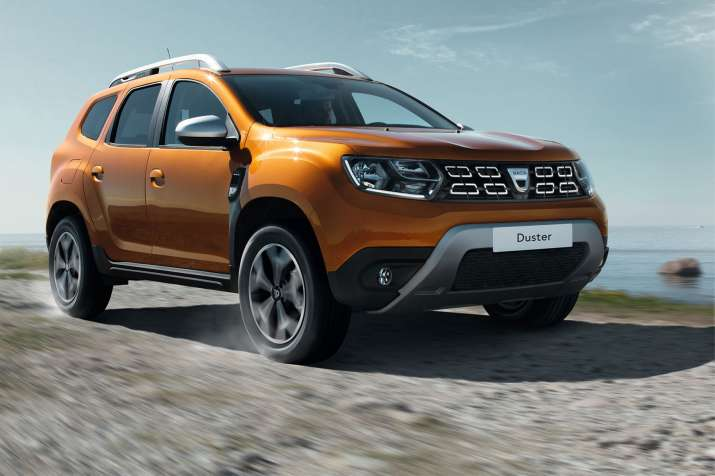 Renault Duster Price India- India TV Paisa