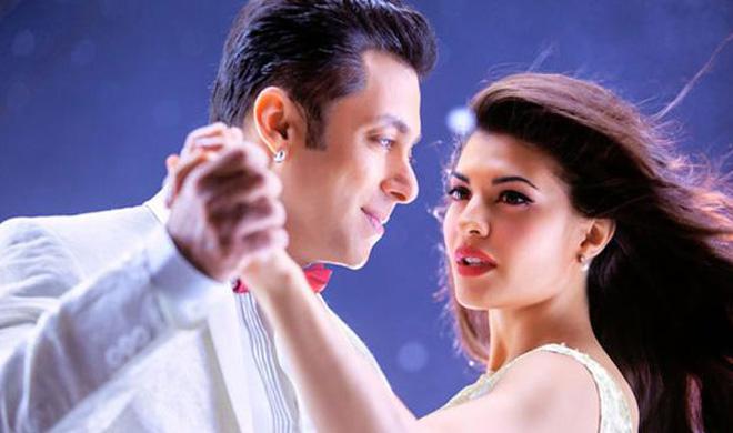 सलमान खान, जैकलिन फर्नांडिस- Khabar IndiaTV