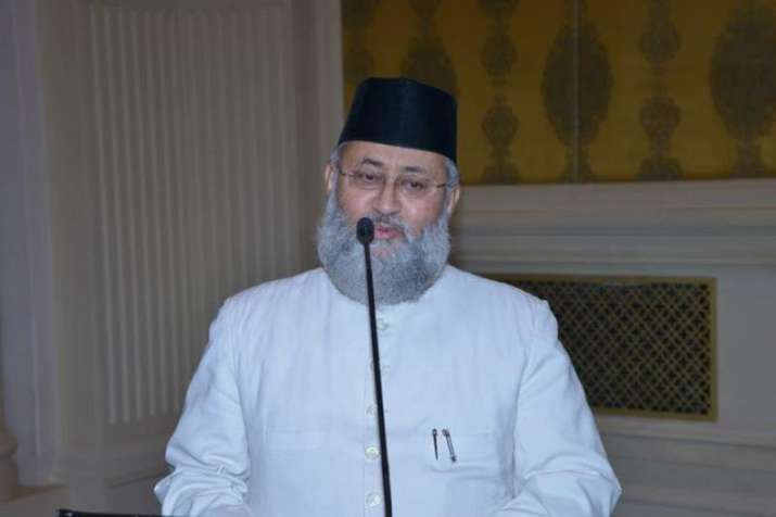 salman nadvi- India TV