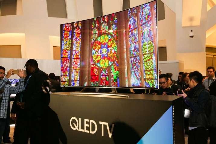 QLED TV- India TV Paisa