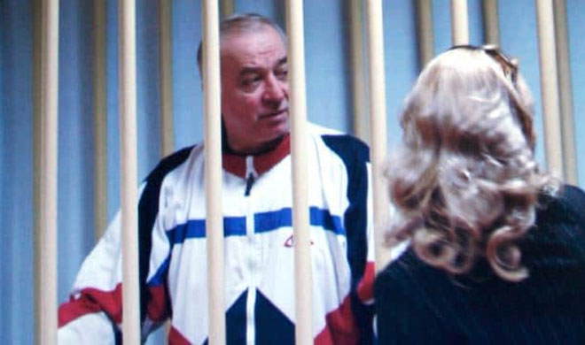 Russian spy Sergei Skripal | AP Photo- Khabar IndiaTV