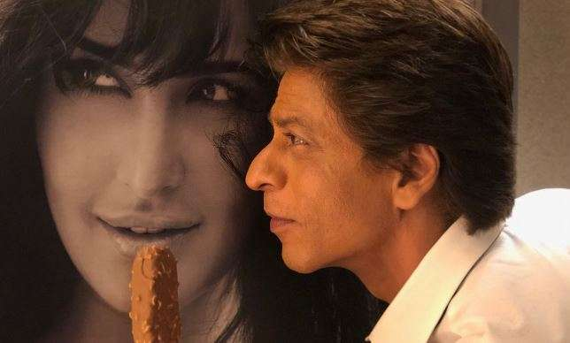 शाहरुख खान-कटरीना कैफ- Khabar IndiaTV