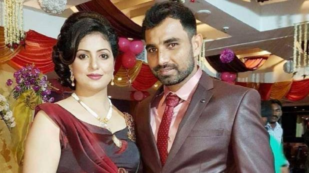 Hasin, Shami- India TV