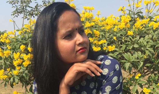 Shivani Singh- Khabar IndiaTV