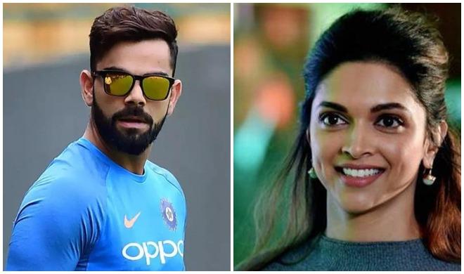 विराट कोहली और दीपिका...- India TV