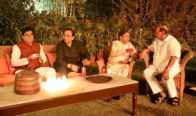 Sonia gandhi hosts dinner for opposition parties- Khabar IndiaTV