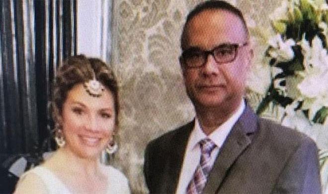 Sophie Trudeau posing with Khalistani terrorist Jaspal Atwal | ANI Photo- India TV