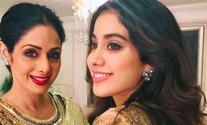 Sridevi and Janhvi kapoor- India TV