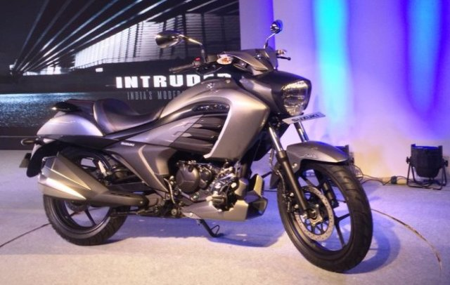 Suzuki Intruder FI - India TV Paisa