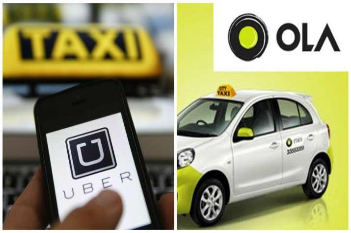 Ola, Uber- India TV Paisa