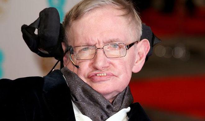 Stephen Hawking - Khabar IndiaTV